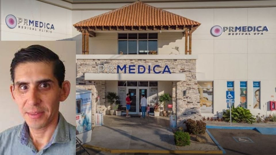 Dr. Victor Ocegueda